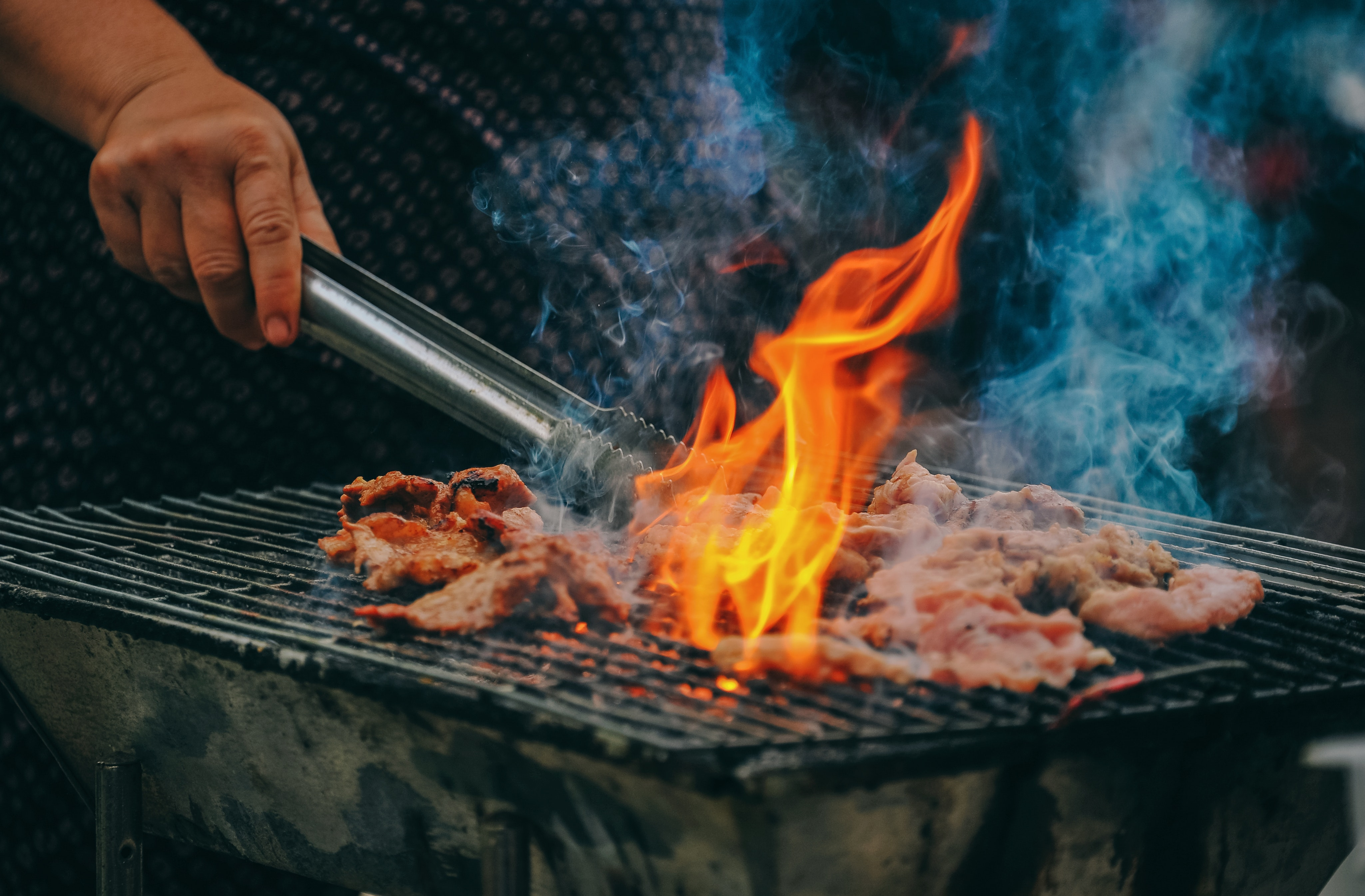 barbecue-barbecue-grill-blur-1482803