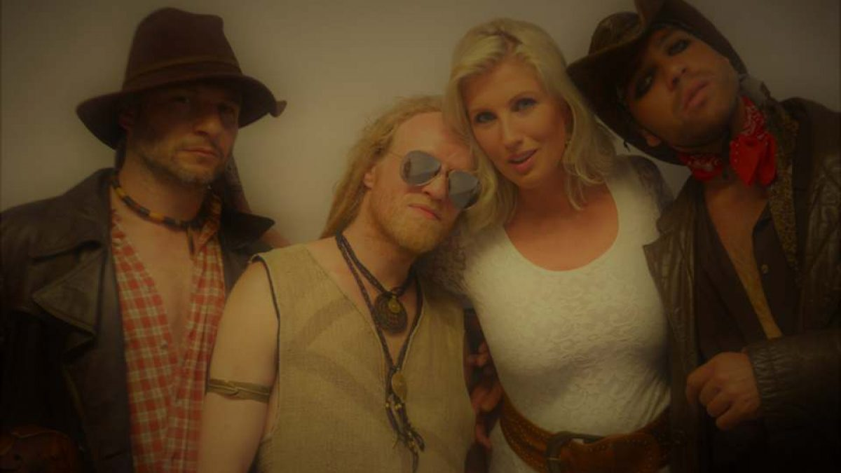 008_90erParty_Rednex