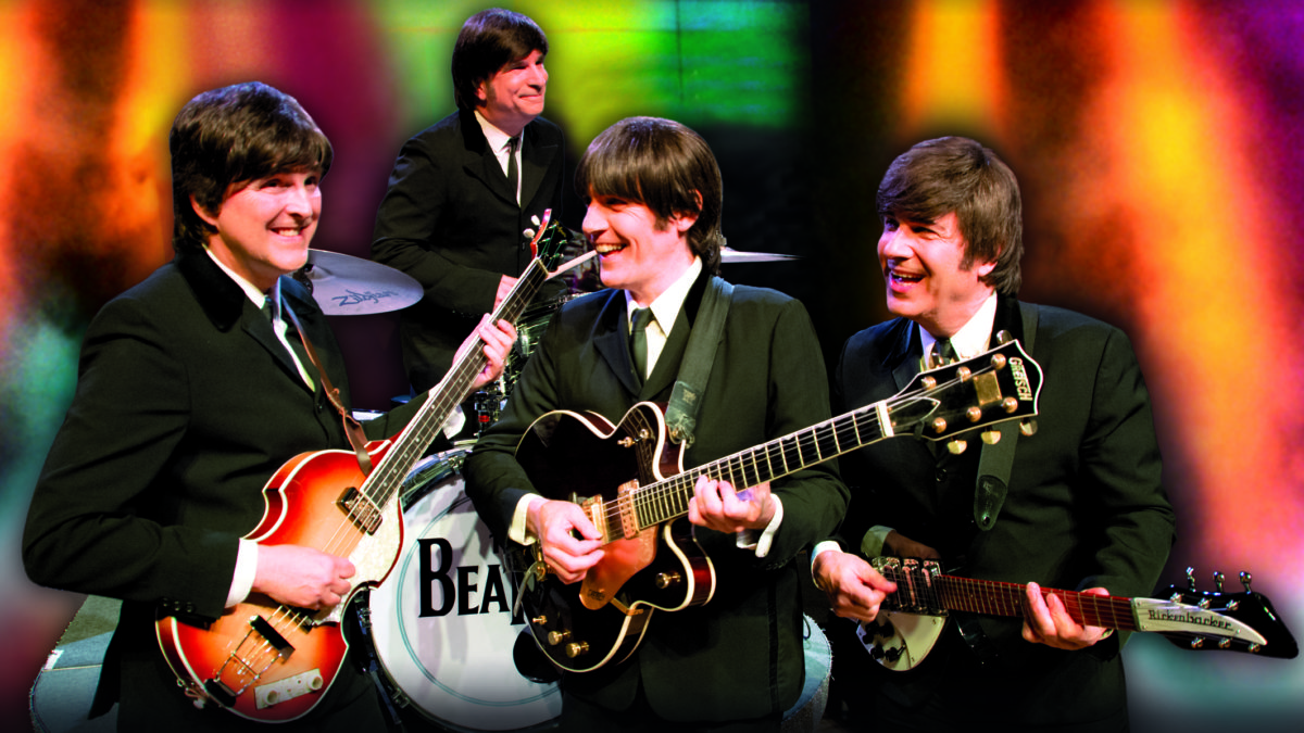 "Beatles-Musical ""All you need is love"""