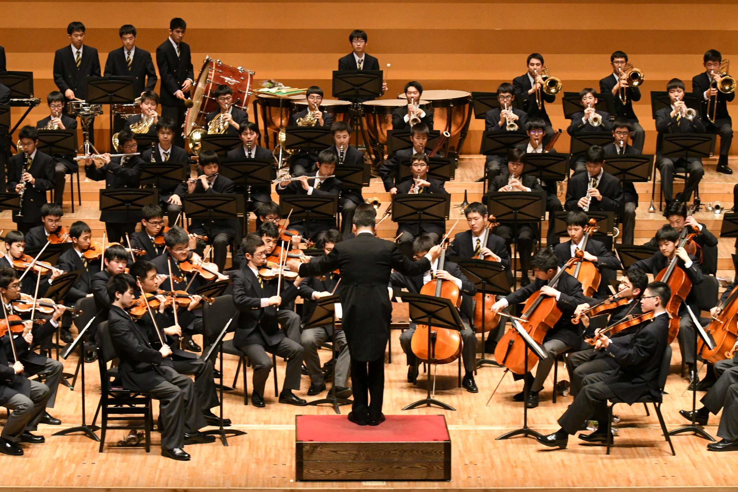 Nakano Highschool Orchester (3)
