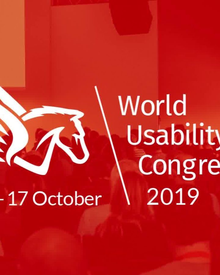 World Usability Congress 2019