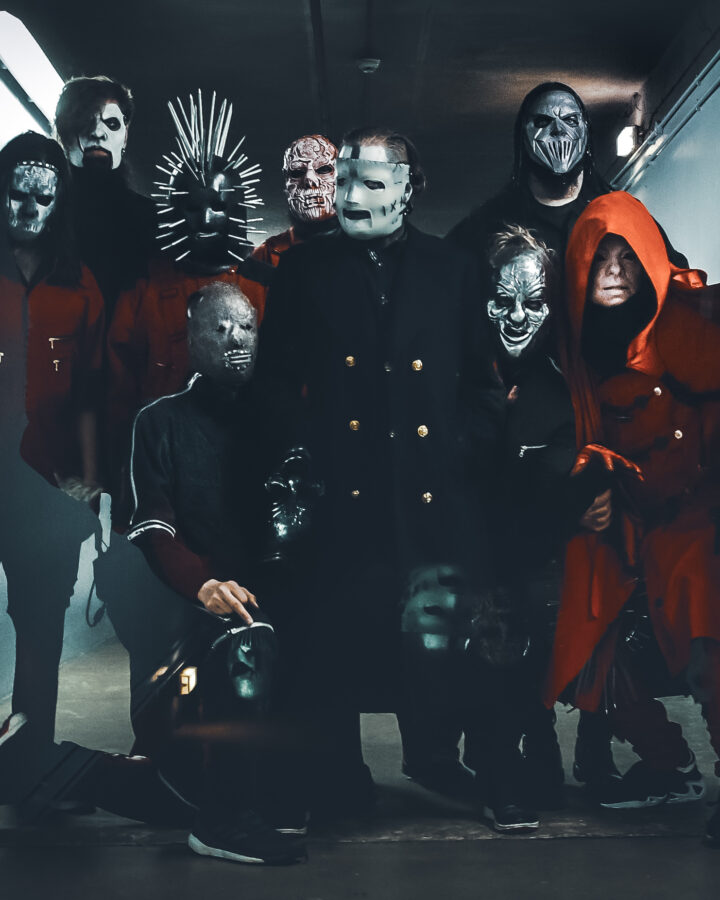 2021 – Slipknot Band Photo1