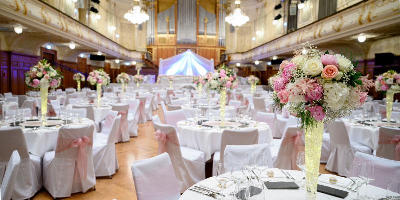 Hochzeitsfeier Congress (c) MCG, Wiesner
