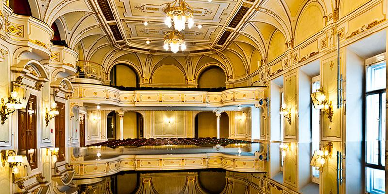 Kammermusiksaal (c) MCG, Wiesner